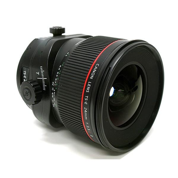 Objetivo Canon 24mm f3.5 AF Descentrable