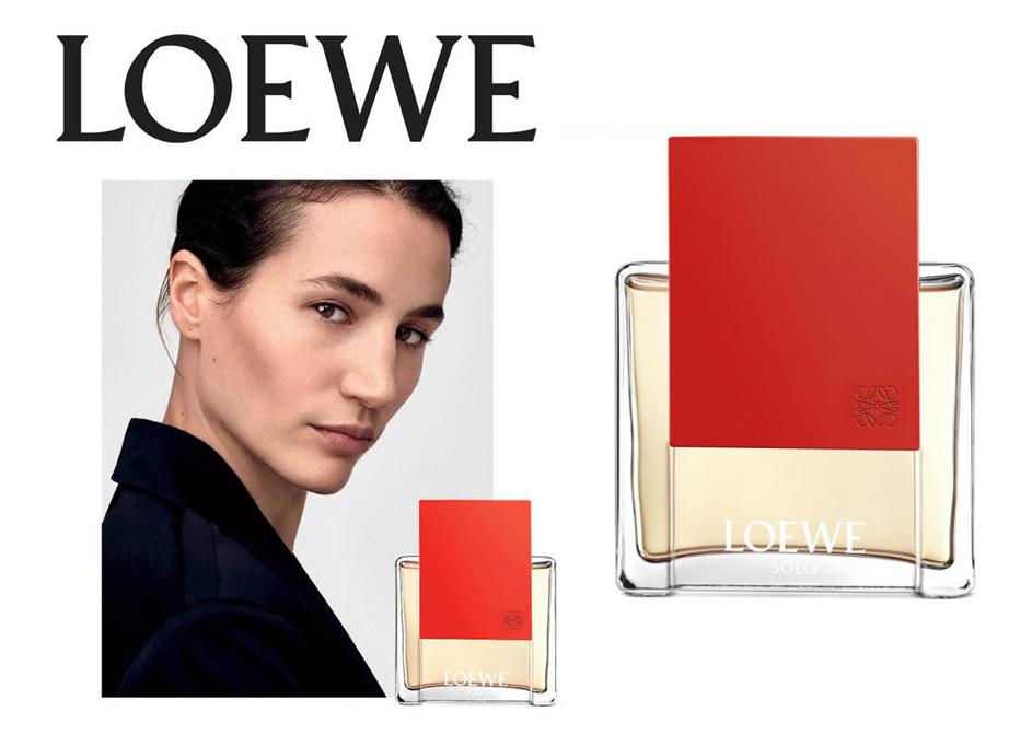 4b3c50c49 Daylight StudiosCampaña de la nueva fragancia de Loewe: 'Solo Ella ...
